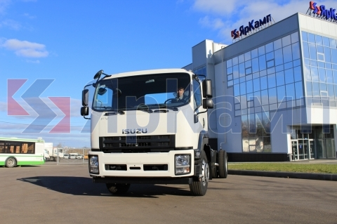 Шасси ISUZU FORWARD 18.0