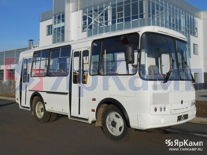 Купить автобус паз новый фото 679-551