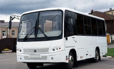 ПАЗ-320402 Газовый