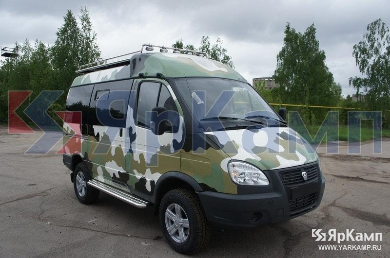 Продажа Автомобиля Ривьера (ГАЗ 22171).   531x800