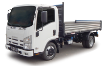 ISUZU ELF 3.5 LONG самосвал