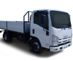 ISUZU ELF 3.5 SHORT 4x4 бортовая платформа
