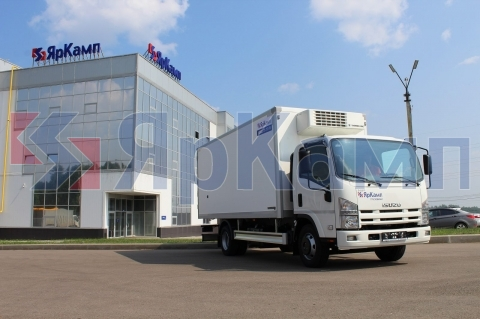 ISUZU ELF 7.5 NORMAL Рефрижератор
